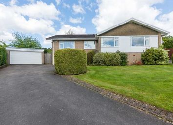 Thumbnail 3 bed detached house for sale in St Cybi Rise, Llangybi, Near Usk, Monmouthshire