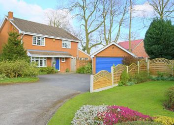 Thumbnail 4 bed detached house for sale in Stafford Road, Eccleshall, Stafford
