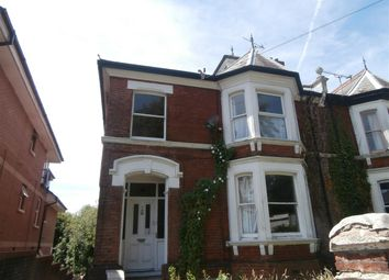 Thumbnail 1 bed flat to rent in Westridge Road, Southampton