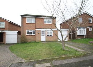 Thumbnail 4 bed detached house to rent in Shepherds Close, Orpington