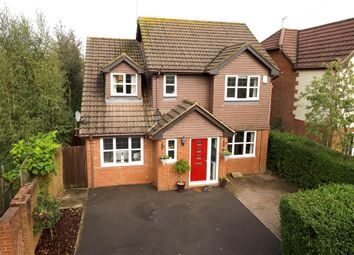 4 bed detached house for sale in Grensell Close, Eversley, Hook RG27