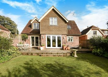 Thumbnail 4 bed detached house for sale in Preston Candover, Basingstoke, Hampshire