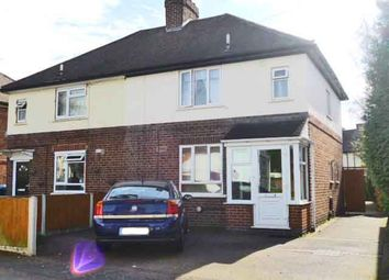 Thumbnail 3 bed semi-detached house to rent in Nevill Street, The Leys, Tamworth, Staffordshire