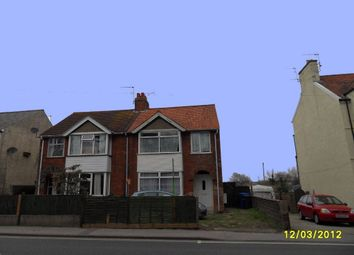 Thumbnail 1 bedroom flat to rent in Beeches Mobile Homes Park, Victoria Road, Lowestoft