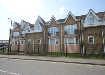 Thumbnail 2 bed flat for sale in Clayswell Court, Station Approach, Hockley