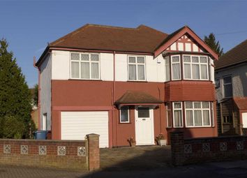 Thumbnail 4 bed detached house for sale in Christchurch Avenue, Harrow, Middlesex