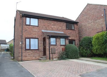 Thumbnail 1 bedroom semi-detached house for sale in Meadow Way, Tadcaster