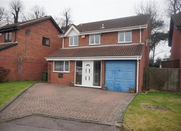 Thumbnail 4 bedroom detached house for sale in Castle Hills Drive, Hodge Hill, Birmingham