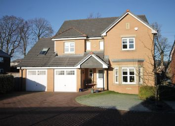 Thumbnail 4 bedroom property for sale in Broomhouse Crescent, Uddingston, Glasgow