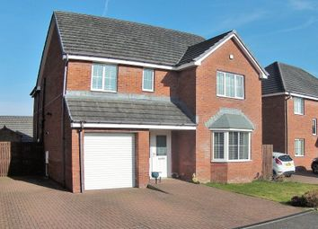 Thumbnail 4 bed detached house for sale in Mosswater Wynd, Cumbernauld