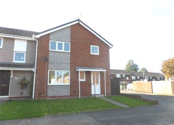 Thumbnail 4 bed end terrace house for sale in Friars Close, Bebington