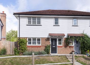 Thumbnail 3 bed semi-detached house for sale in Lamorna Close, Washington