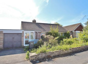 Thumbnail 2 bed detached bungalow for sale in Whitehall Close, Minster Lovell, Witney