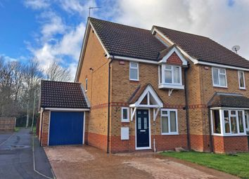 Thumbnail 3 bed semi-detached house to rent in Sutherland Beck, Didcot