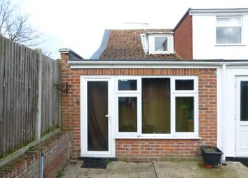 Thumbnail 2 bedroom cottage for sale in Lords Lane, Burgh Castle, Great Yarmouth, Norfolk