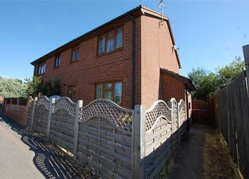 Thumbnail 1 bed semi-detached house to rent in Kerr Close, Knebworth, Herts