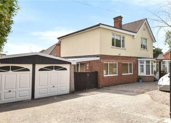 Thumbnail 4 bed detached house for sale in Clarence Road, Fleet, Hampshire