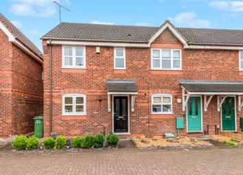 Thumbnail 3 bed end terrace house for sale in Dickson Road, Stafford