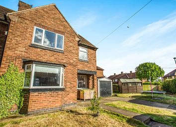 Thumbnail 3 bed terraced house for sale in Westfield Place, York