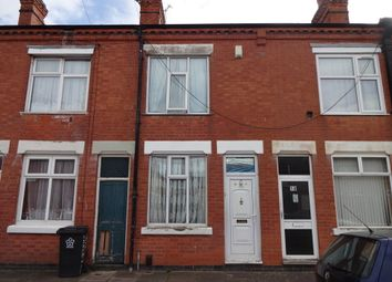 Thumbnail 3 bed terraced house for sale in Oakley Road, Leicester, Leicestershire