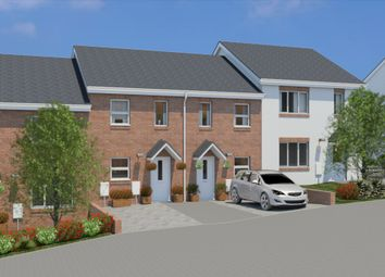 Thumbnail 2 bed terraced house for sale in Plot 8, Bowling Green View, Cullompton
