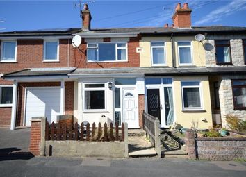 Thumbnail 2 bed terraced house for sale in Connaught Road, Aldershot, Hampshire
