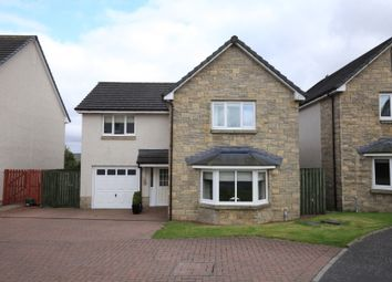 Thumbnail 4 bed detached house for sale in Curling Pond Lane, Longridge, Bathgate
