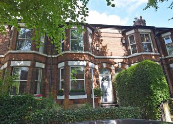 Thumbnail 4 bed terraced house for sale in Montrose Avenue, West Didsbury, Manchester
