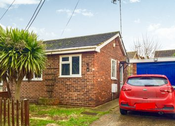 Thumbnail 1 bed semi-detached bungalow for sale in Munsterburg Road, Canvey Island