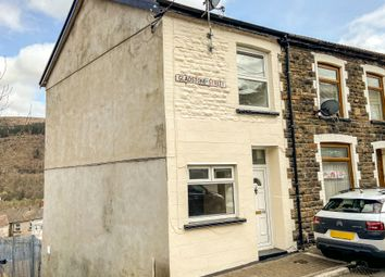 Thumbnail 2 bed end terrace house to rent in Gladstone Street, Mountain Ash