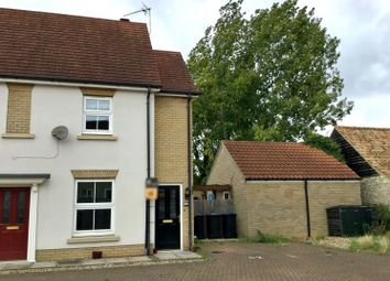 Thumbnail 1 bed maisonette to rent in Myrtle Drive, Burwell, Cambridge