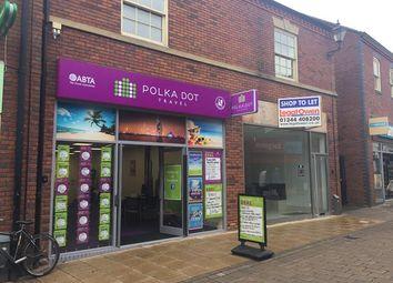 Thumbnail Retail premises to let in Unit 7, Castle Walk, Newcastle Under Lyme, Staffordshire