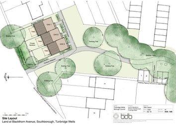 Thumbnail Land for sale in Blackthorn Avenue, Tunbridge Wells