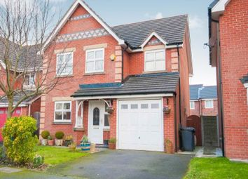 Thumbnail 4 bed detached house to rent in Alexandra Road, Wesham, Preston