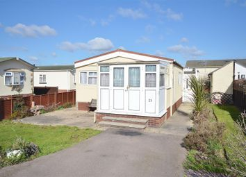 Thumbnail 2 bed mobile/park home for sale in Greenlawns, St. Osyth Road East, Little Clacton