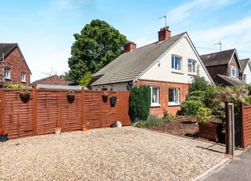 Thumbnail 2 bed semi-detached house for sale in Ifold Road, Redhill