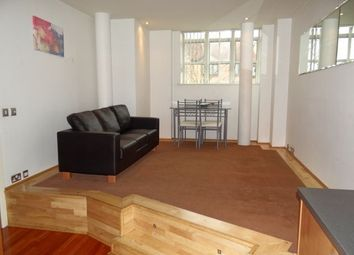 Thumbnail 2 bedroom flat to rent in The Base, Sherborne Street, Birmingham