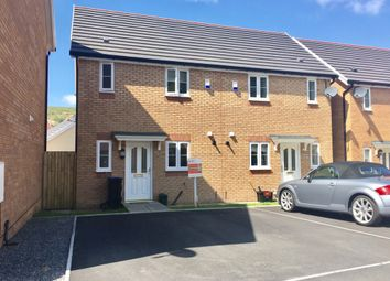 Thumbnail 2 bed terraced house to rent in Larch Lane, Tredegar