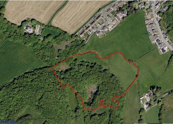 Thumbnail Land for sale in Crwbin, Kidwelly, Carmarthenshire