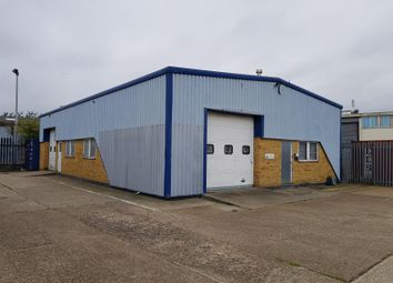 Thumbnail Industrial for sale in Unit, 17-18, International Business Park, Canvey Island