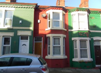 Thumbnail 2 bedroom terraced house to rent in Twickenham Street, Anfield, Liverpool, Merseyside