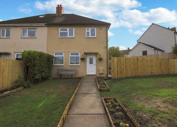 Thumbnail 3 bed semi-detached house for sale in Waenllapria, Llanelly Hill, Abergavenny, Monmouthshire