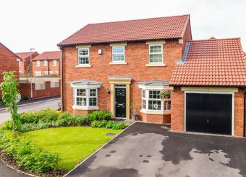 Thumbnail 4 bed detached house for sale in Lindale Lane, Wrenthorpe, Wakefield