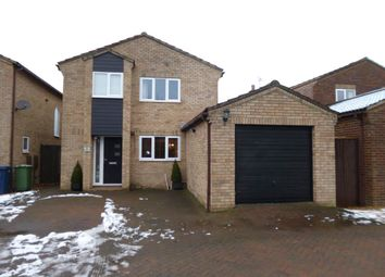 Thumbnail 4 bed property to rent in Worcester Avenue, Hardwick, Cambridge