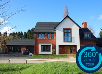 Thumbnail 5 bedroom detached house for sale in Great Woodcote Park, Off Topsham Road, Exeter
