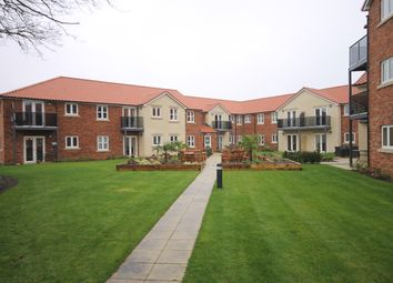 Thumbnail 2 bed flat for sale in Rogerson Court, Scaife Garth, Pocklington