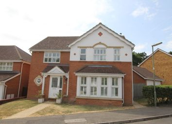 Thumbnail 4 bed detached house for sale in Danehurst Close, Egham