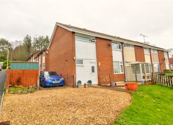 Thumbnail 3 bed semi-detached house for sale in Churchill Drive, Crediton
