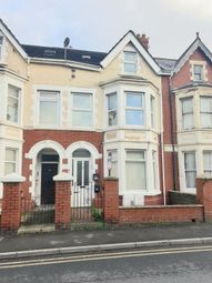 Thumbnail 3 bed flat for sale in Suffolk Place, Porthcawl