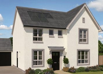 "Thumbnail 4 bed detached house for sale in ""Balmoral"" at Bracara Road, Inverness"